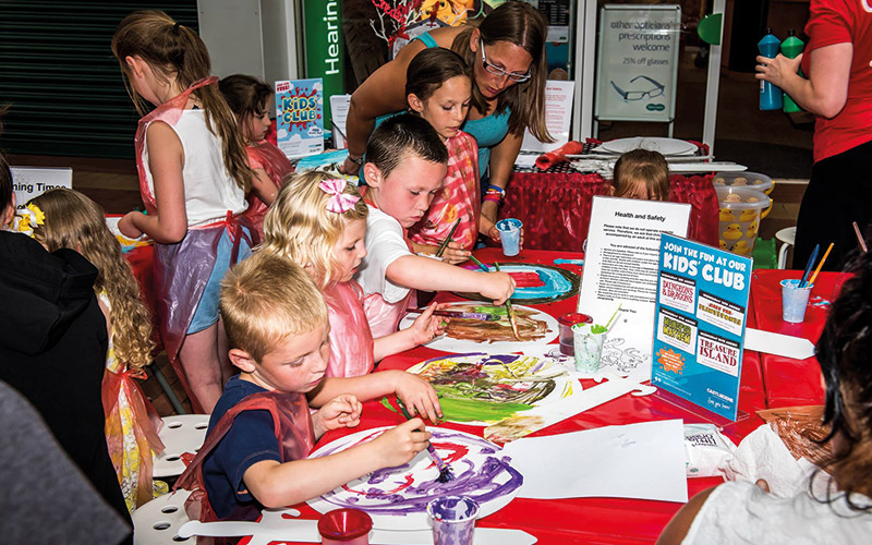 A Fun-Packed Summer at Castle Dene Kids' Club!